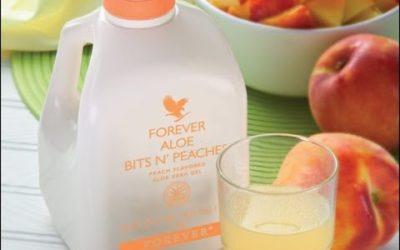 Forever Aloe Bits n'Peaches